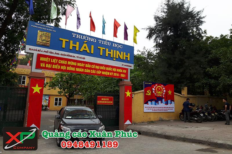 Cách làm băng rôn quảng cáo tại Hà Nội