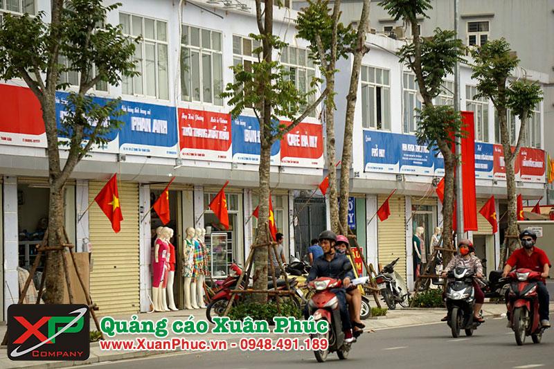 Địa chỉ làm biển quảng cáo ở quận Thanh Xuân