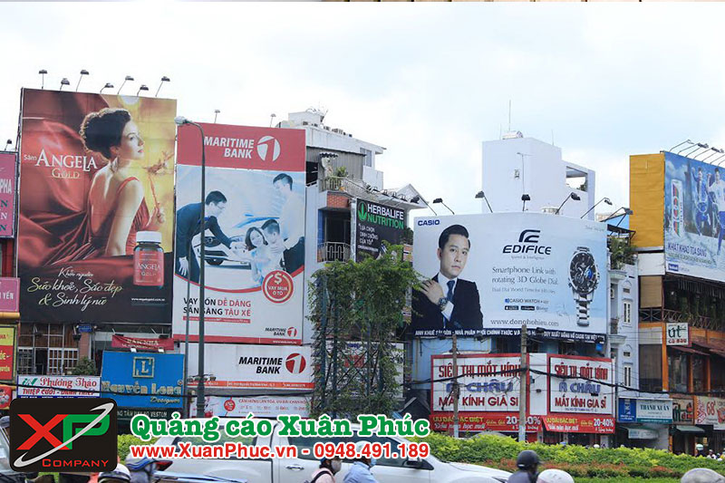 Làm biển quảng cáo tại quận Ba Đình, Hà Nội