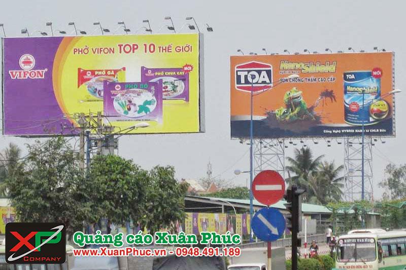 Làm biển quảng cáo uy tín giá rẻ ở huyện Thanh Trì